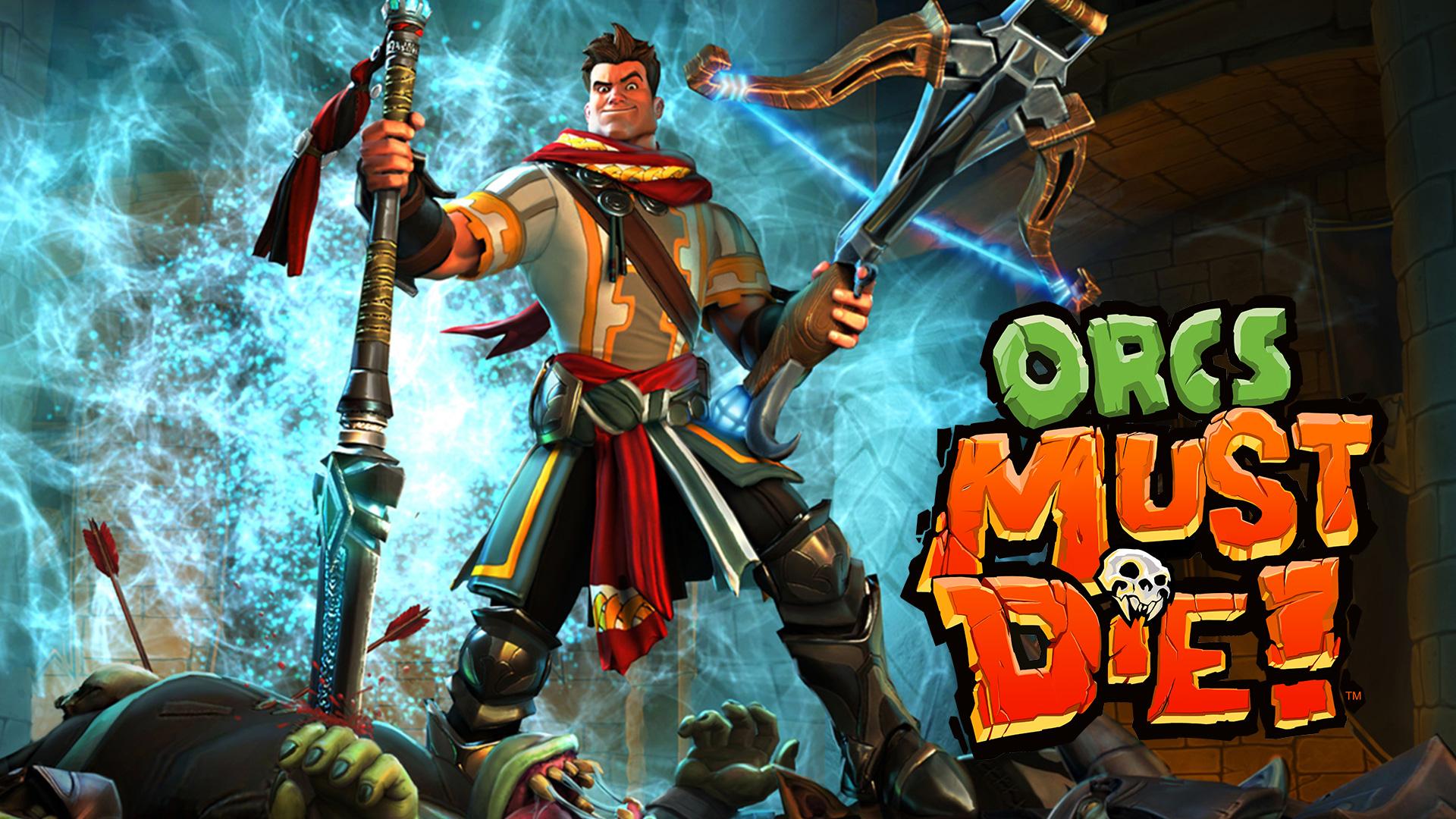 Обзор игры Orcs Must Die!